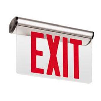 Image for 44R Series Edge-Lit Exit