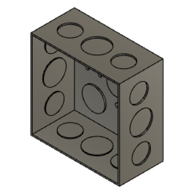 Image for ATC_Square Box_4x4_HDG
