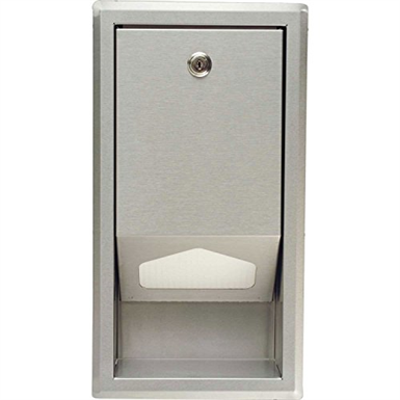 Image for Koala Kare KB134-SSLD Baby Changing Table Liner Dispenser