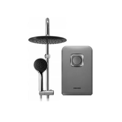 afbeelding voor STIEBEL ELTRON Water Heaters Single Unit with Rain Shower Set STIEBEL CHROME-2