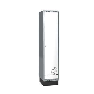 Image for Clothing locker H401