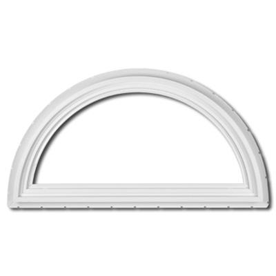 Image for ProFinish Brickmould® 300 Vinyl Geometric New Construction Window