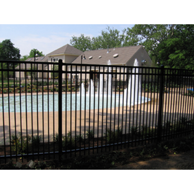 Immagine per Montage Plus PPP® Residential Steel Fence