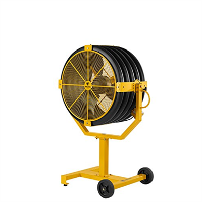 Image for Big Ass Fans Yellow Jacket Indoor-Outdoor Mobile Fan