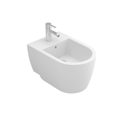 Image for CORAL bidet - wall-mounted