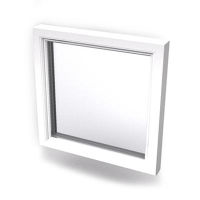 imagen para Intakt inward opening window 2+1 glass 1-light Sidehung