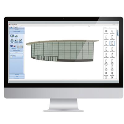 画像 WIC3D - façade BIM object configurator