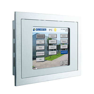 Image for KNX Touch panel operating terminal