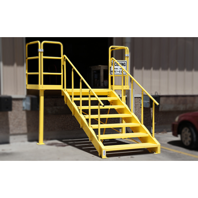 Image for Bolted Access Stair, Models 01/02
