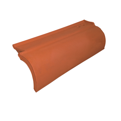 Immagine per Q13 - Round right side course / Rake - Mixed rooftile