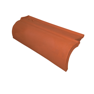 Immagine per Q12 - Round left side course / Rake - Mixed rooftile