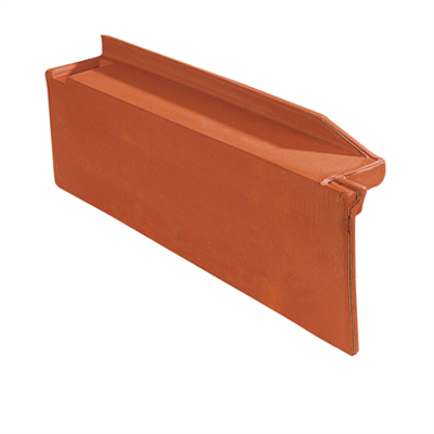 Immagine per Q10 - Straight left side course / Rake - Mixed roof tile