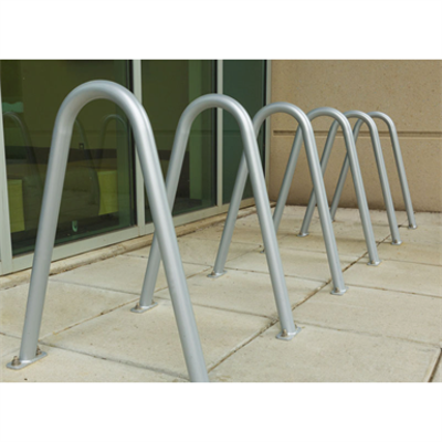 "Image for A- Frame Bike Rack 1"" tubing"