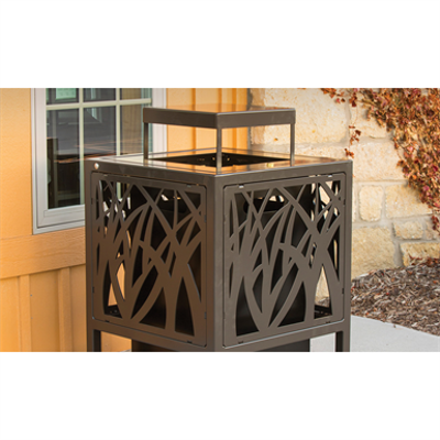 Image for TallGrass Receptacles Large Capacity, Square