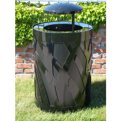 Image for TallGrass Receptacles Large Capacity, Round