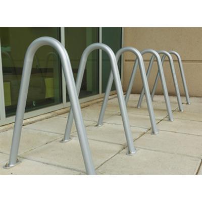 "Image for A- Frame Bike Rack 2"" tubing"