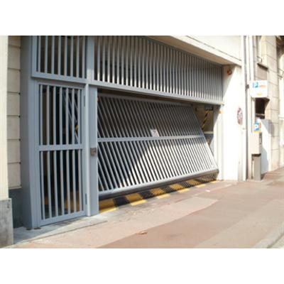 Image for 009 Porte basculante SAFIR S400 Baro