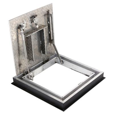 Image for JL Industries | Floor Door Aluminum  Gutter | FLDD