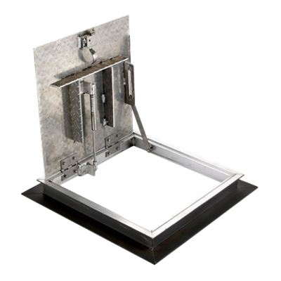 Image for JL Industries | Floor Door Aluminum | FLDA Series