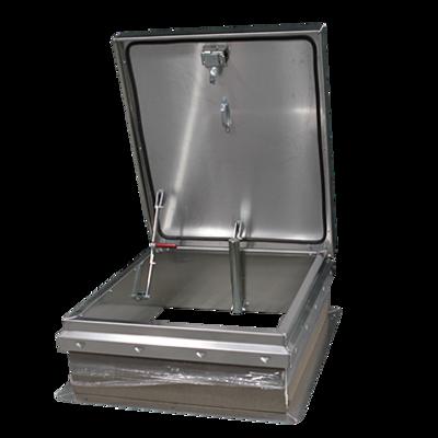 Image pour JL Industries   Roof Hatch Aluminum   RHDA Diamond Series