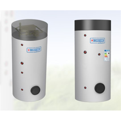 Image for DHW production tank for heat pump Bolly 3