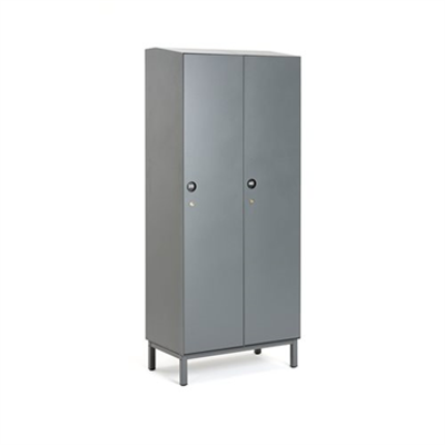 Image for Clothing Locker Create Sign 800mm 2 Sections 2 Doors
