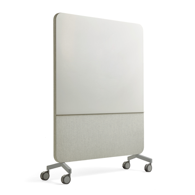 Image pour Mobile glass board MARY 1500x1960mm