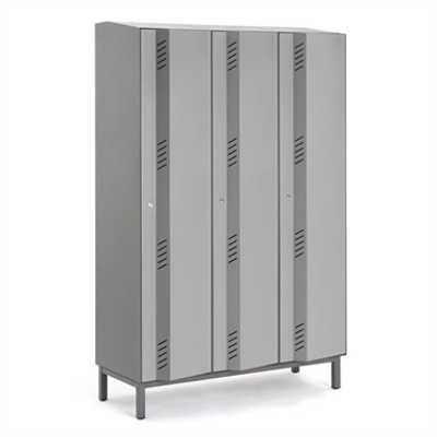 Image for Clothing Locker Create Energy 1200mm 3 Sections 3 Doors