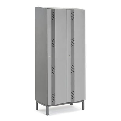 Image for Clothing Locker Create Energy 800mm 2 Sections 2 Doors