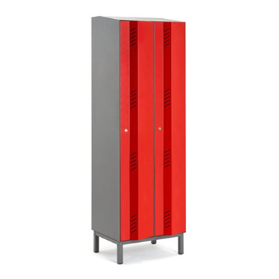 Image for Clothing Locker Create Energy 600mm 2 Sections 2 Doors