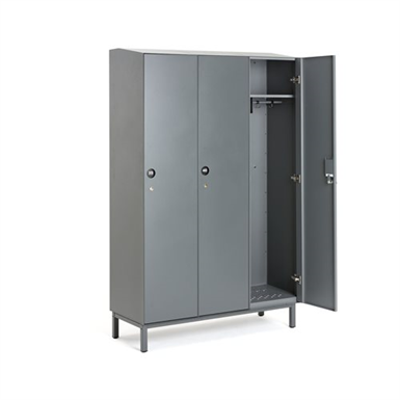Image for Clothing Locker Create Sign 1200mm 3 Sections 3 Doors