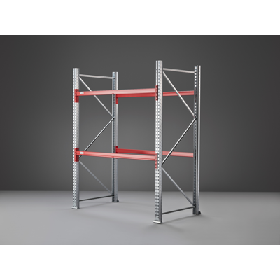 Image for Pallet racking ULTIMATE 2500x1850x1100mm 6x1000kg pallets