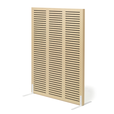 Image pour Wooden screen wall LUGN