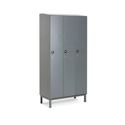 Image for Clothing Locker Create Sign 900mm 3 Sections 3 Doors