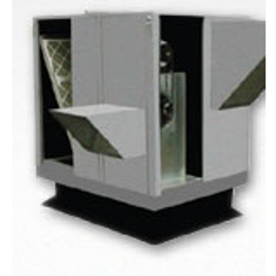 Image for N-02 Series Stand Alone ERVs for Over and Under Indoor Application