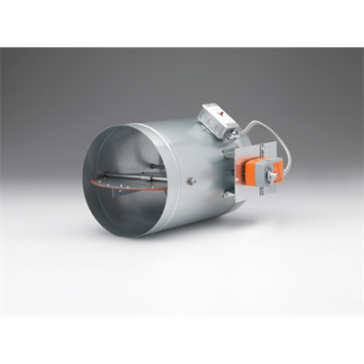 Image for Combination Fire and Smoke Damper FSDR60 - True Round, UL555/555S; 1 ½ hr.; Class I