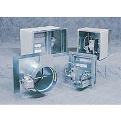 Image for FSD35RA 1-1/2 hr V-Groove Blade Combination Fire/Smoke Damper
