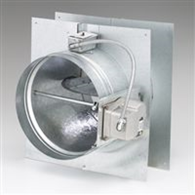 Image for Combination Smoke and Fire Damper FSDR25 - Class I, True Round