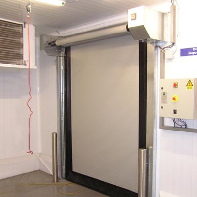 afbeelding voor ASSA ABLOY HS9010PFR high speed freezer door