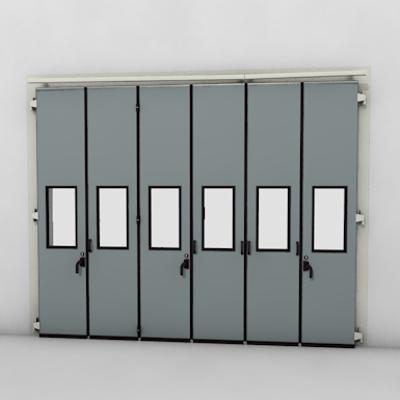 afbeelding voor ASSA ABLOY FD2250P Folding Door (4+2)(2+4) Manual DLW 3850-7500mm DLH 1850-6000mm