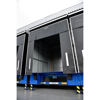 Image pour ASSA ABLOY DS6060P curtain dock shelter parallel