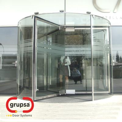 Image for Revolving Door RS-Krystal (3 door leaves)