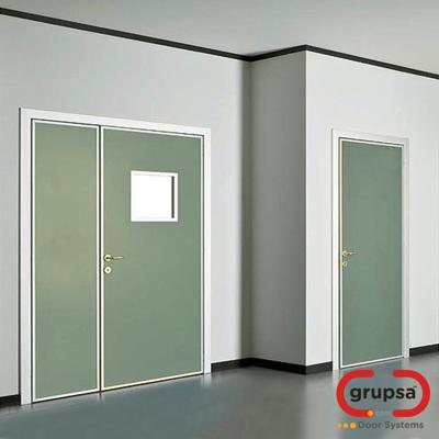 Image for HPL Swing Door KS Manual (2 door leaves)