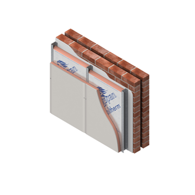 Image for Kooltherm K17 Insulated Plasterboard