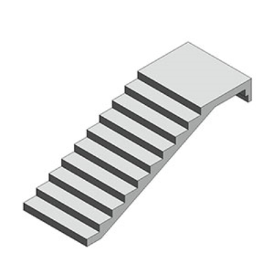 Image for CPAC Fully Precast Stair