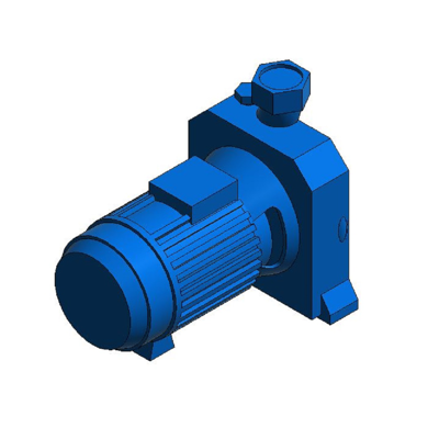Image for VENZ Solar Pack Single Impeller Centrifugal Electric Pump