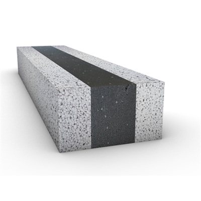 Image for Insulated prefabricated reinforced beam 350