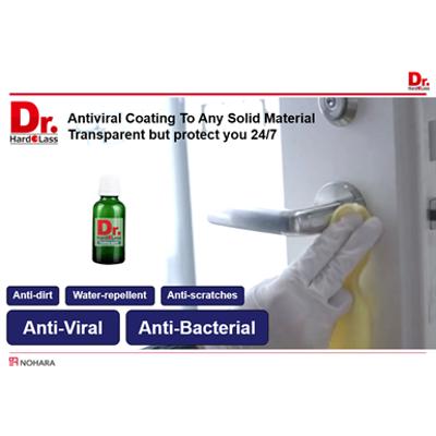 Image for Dr.Hardolass Antiviral-Microbial Nano-Glass Coating