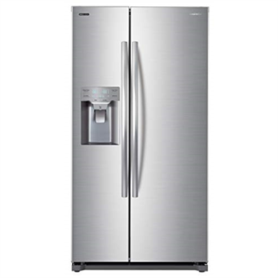 Image for Daewoo FRS-Y22D2T Side by Side Refrigerator