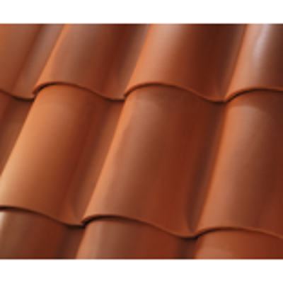 Image for 1-Piece ClayLite Chaparral Blend Lightweight Clay Tile